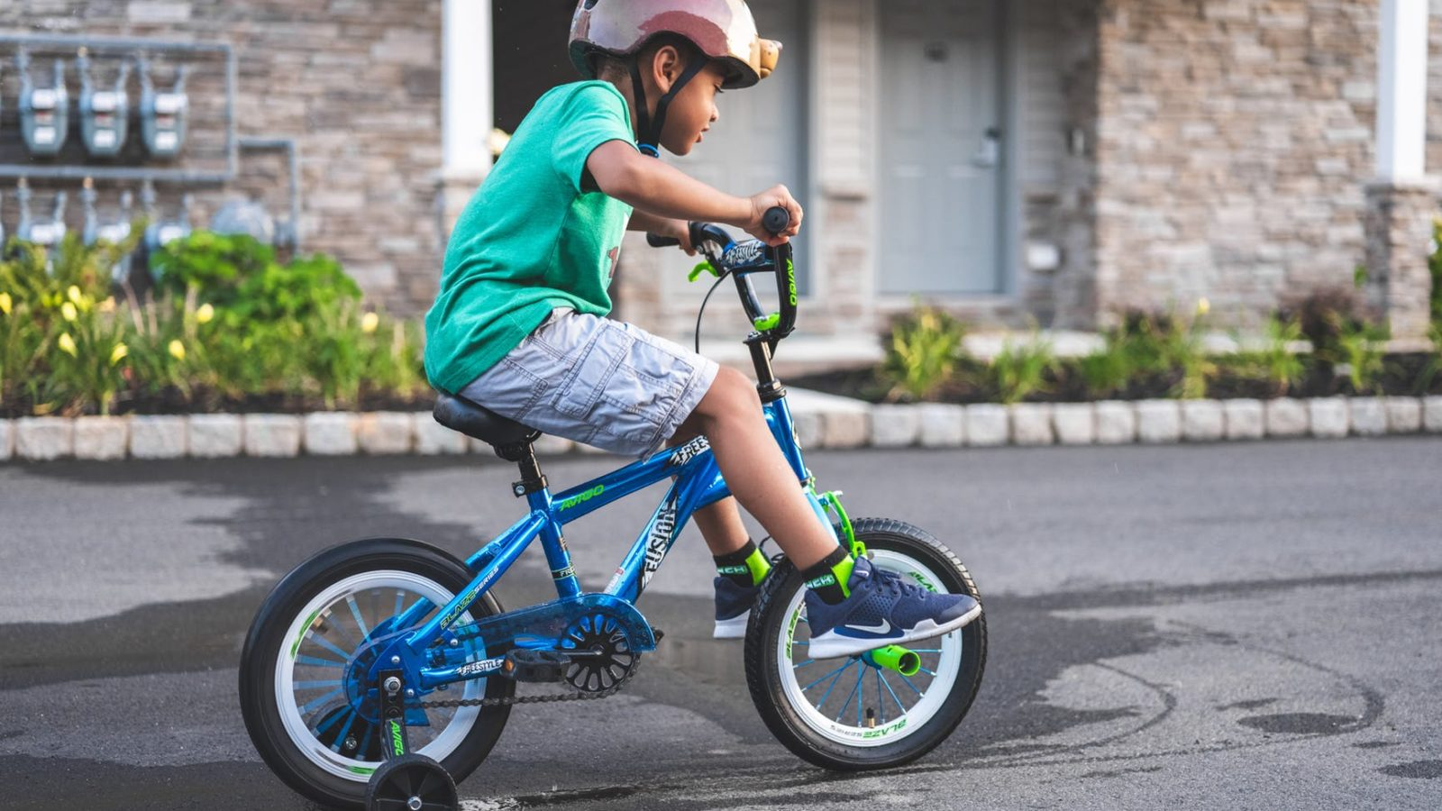 best kid bike helmets