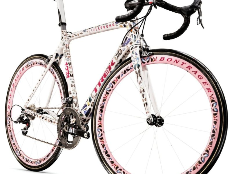 trek butterfly madone - most expensive bicycle